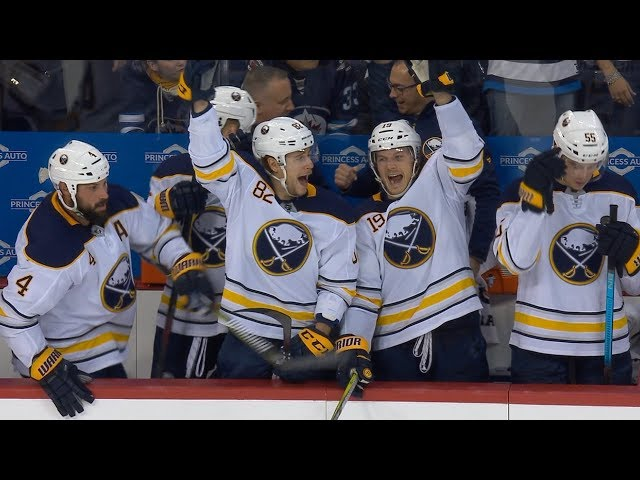 Sabres, Jets settle it in a shootout
