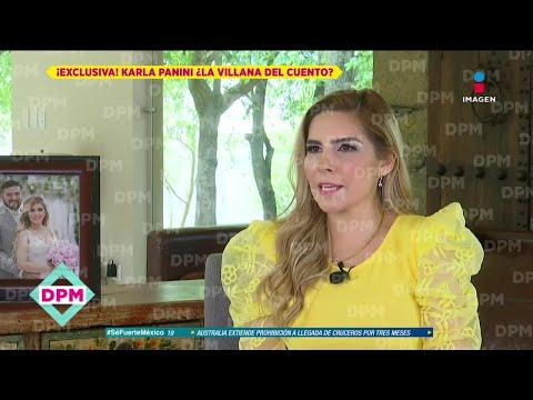 ¡Karla Panini Habla De La Traición A Karla Luna!   De Primera Mano