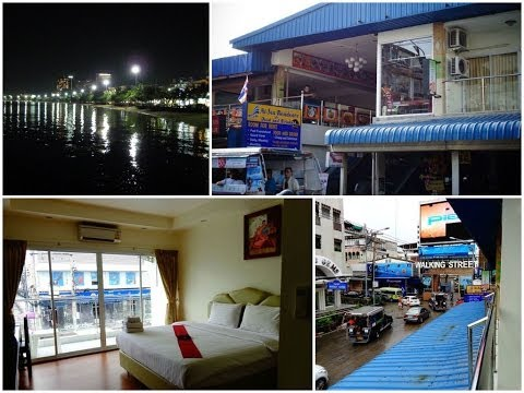 Hotels near Walking Street: At Sea Residence Pattaya Beach Road