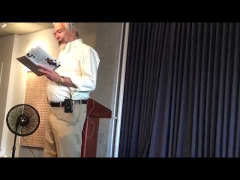 Bill Richards on Psychedelics Sacred Knowledge at CIIS