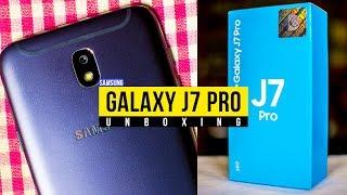 GALAXY J7 PRO (2017)  - UNBOXING!