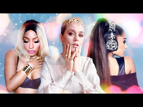 Super Swish Alright - Katy Perry, Ariana Grande & Nicki Minaj   MASHUP