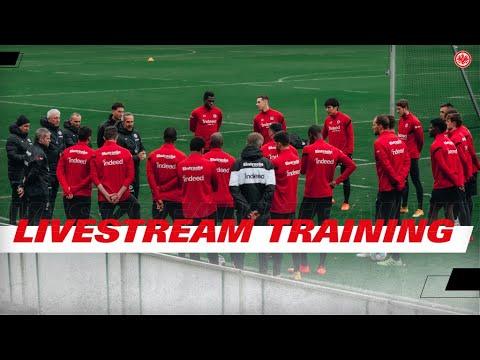 LIVE: Auftakt in die Trainingswoche