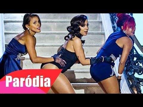Anitta - Na Batida (Paródia/Redublagem)