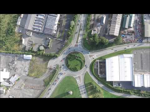 Naas Aerial Drone Video