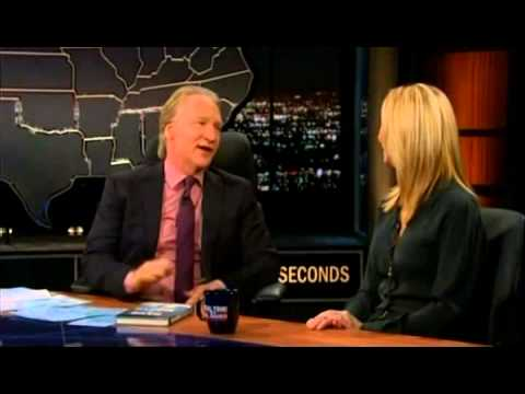 Lisa Kudrow talks to Bill Maher about fame