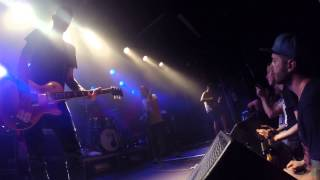 Quicksand, Can Opener, live SO36 Berlin, 10/6/2014
