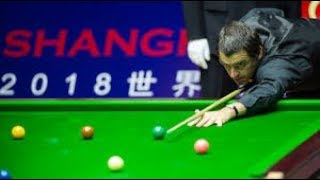 Live - 2018 WORLD SNOOKER RANKING EVENT CHINA CHAMPIONSHIP - Guangzhou (China)