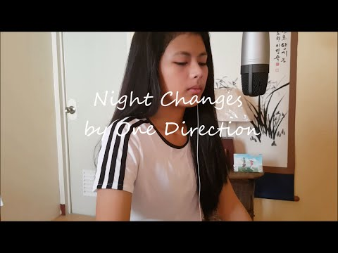 Night Changes - One Direction (Cover) by Cerryn Faith Tenorio