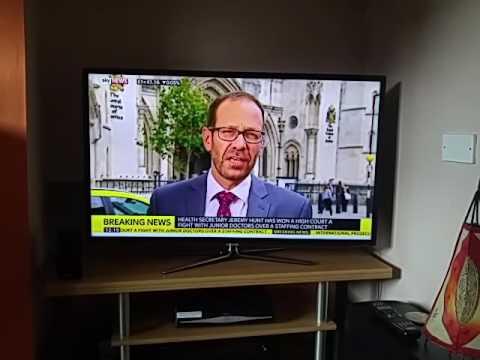 Jeremy hunt called cunt on sky news!