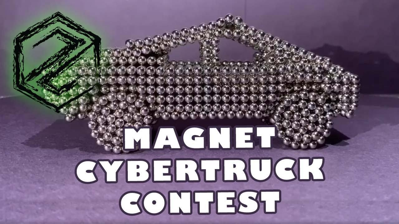 Zen Magnets Contest #74: Cybertruck Winners