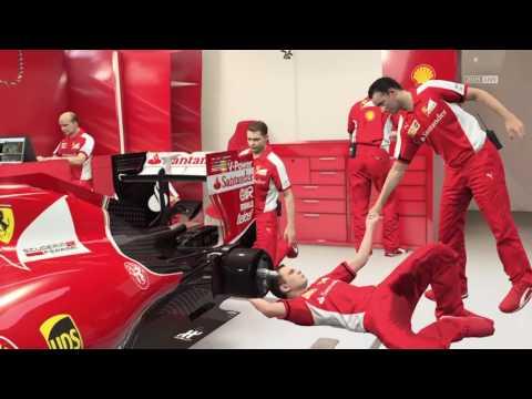 F1 2015 Championship Legend AI 50% ( Australia )