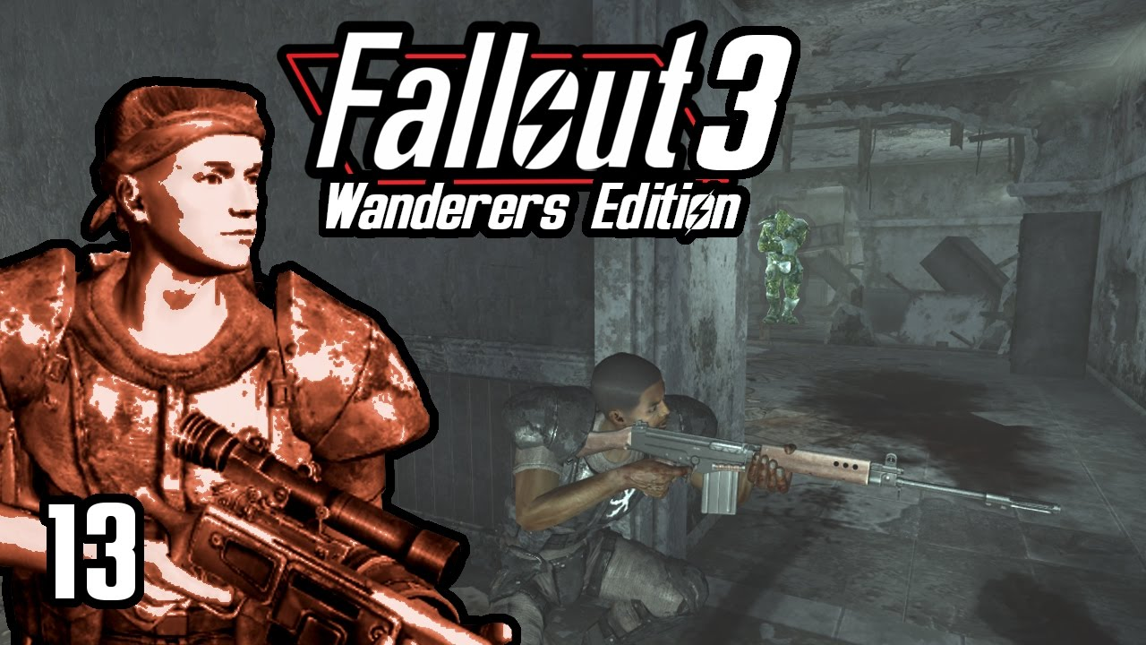 Fallout 3: Wanderers Edition - Mercs and Mutants - Part 13