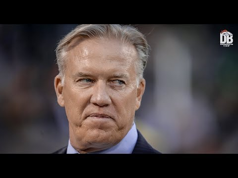 John Elway on Red Miller, Terrell Davis and state of franchise