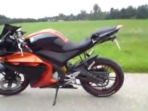 project r yamaha yzf r125 modificate youtube. Black Bedroom Furniture Sets. Home Design Ideas