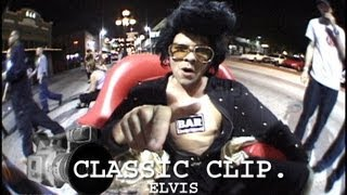 Happy Halloween Elvis Station ID You're Watching 411 Video Magazine in Tampa