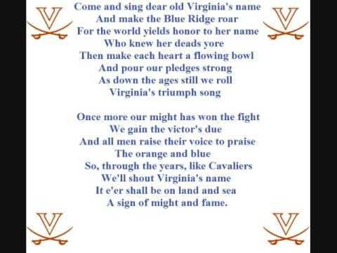 what is meet virginia lyrics about