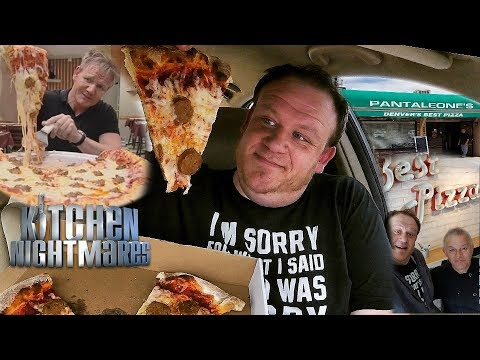 Pantaleone's ☆KITCHEN NIGHTMARES REVISIT W/Owner Pete☆ Food Review!!!