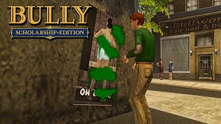 Bully: Scholarship Edition - Mission #52 - Discretion Assured