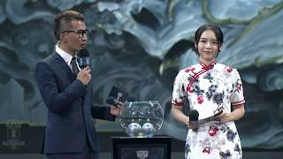 [2017 Worlds] Post Play-In Group Stage Draw - League of Legends