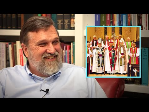 Ask Doug: Why aren't you an Anglican?