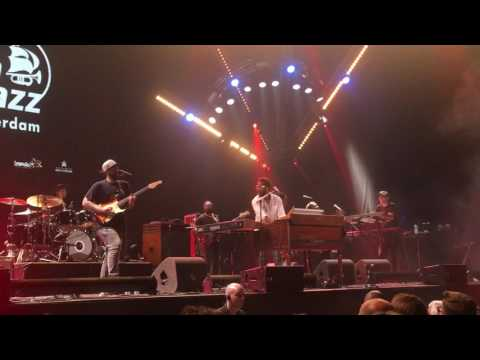 Cory Henry & The Funk Apostles - North Sea Jazz 2017 - I Want You To Know