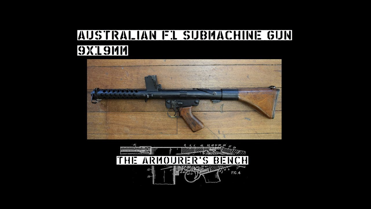 Australian Army – The Armourers Bench