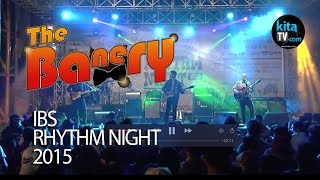 Download Video THE BANERY - Live At IBS Rhythm Night 2015 MP3 3GP MP4