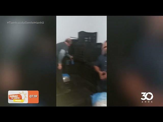Polícia apreende mais de 100 quilos de maconha durante operação em Campina - Tambaú da Gente Manhã