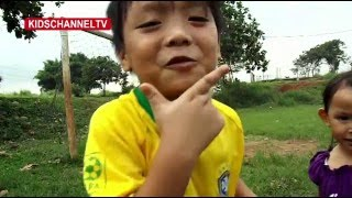 Play Soccer in The Park Sepak Bola Anak Anak Kids Football Soccer