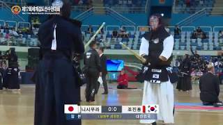 17WKC 조진용 vs 니시무라 남자부개인전