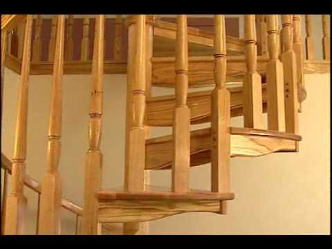 Not Your Traditional Spiral Stairs!   YouTube