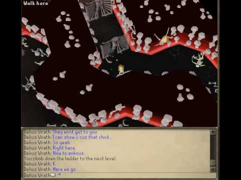 Safe Spots In The Stronghold Of Security Runescape