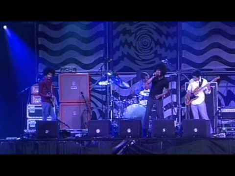 The Mars Volta - live at Lowlands Festival 2003