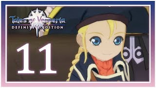 Tales of Vesperia (deutsch) 11 Ein bisschen rumhängen (Lets Play, Gameplay, PS4)