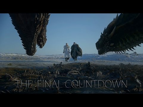 Game Of Thrones - The Final Countdown