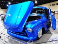 1957 Chevrolet Pickup Street Truck 2017 World Of Wheels Birmingham