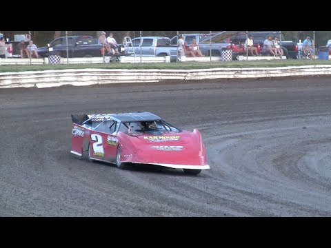 Limited Late Models - Volusia Speedway Park 8-13-16