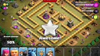 Clash of Clans - Hench Hunters - Mega Evil level 42
