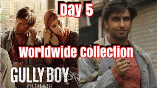 Gully Boy Movie Total Overseas Collection
