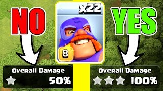 "HOW TO USE ""EL Primo"" IN CLASH OF CLANS!"