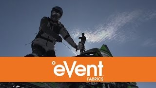 Motorfist - About eVent® Fabrics