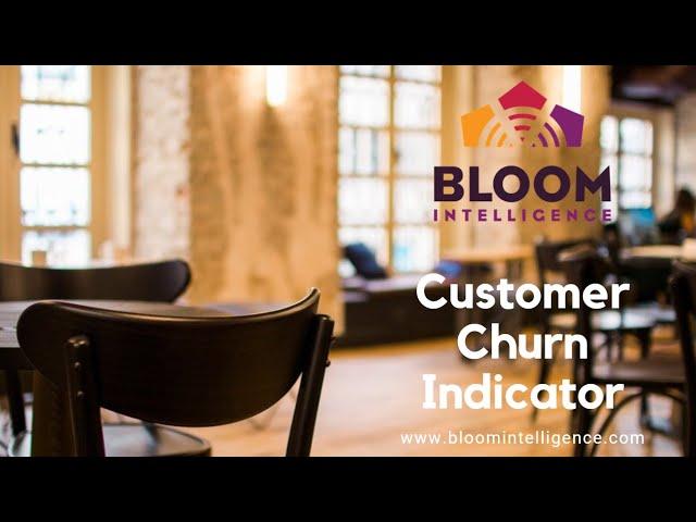 Customer Churn Rate Indicator
