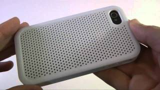 iMesh Case Review with d30 Technology for iPhone 4 & 4S