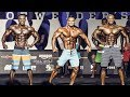 Mr Olympia 2018 - 34 Men's Physique IFBB Pros Qualified [Official Final List ]