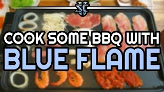 cook some bbq with blue flame l starcraft 2 legacy of the void ladder l crank