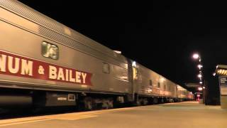 HiDef- The Ringling Brothers and Barnum & Bailey Circus Train
