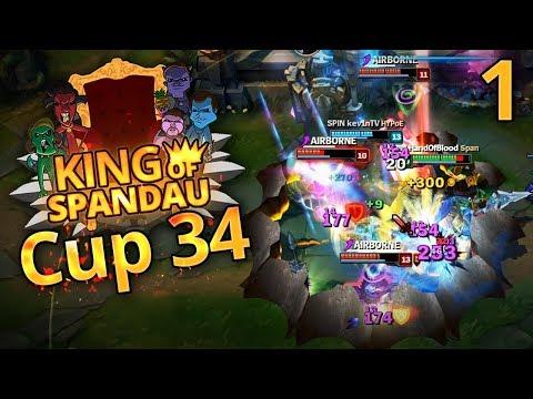 Kutcher spielt SORAKA?!   King Of Spandau [C34M1]