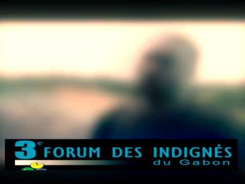 Le spot officiel du troisième forum des indignés du Gabon du 23 au 25 mai 2014