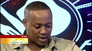 I've been given a second chance, l will use it says Jub Jub